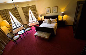 Executive Suite | Leopard Rock Hotel